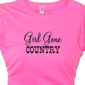 Girl Gone Country SouthSweet Southern Girl T by FlirtyDivaTees, $24.95