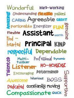 assistant principal dream for the future more assistant principal ...