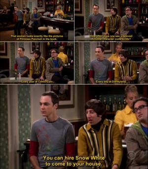 Bernadette Big Bang Theory Quotes