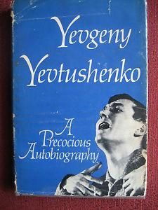 Yevgeny Yevtushenko Pictures
