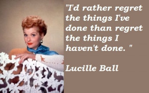 Lucille ball quotes and sayings 002