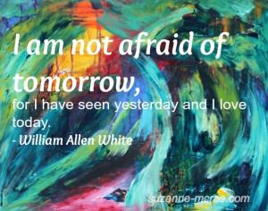 William Allen White quote