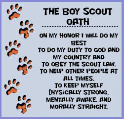 Funny Boy Scout Quotes