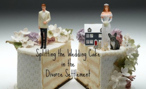 Funny Divorce Quote: Include the Frozen Wedding Cake in the Freezer in ...
