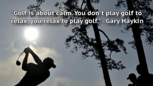 Golf hypnosis is a tool used by many professional golfers to relax ...
