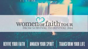 Women of Faith Revival 2014