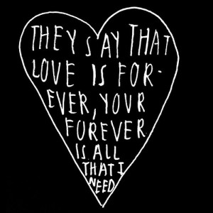 want you all to myself love quotes messages