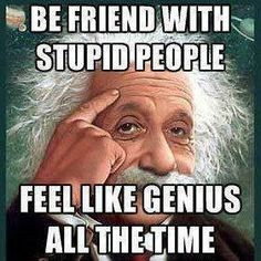 Stupid People Quote | Funny Technology - Community - Google+ via ...