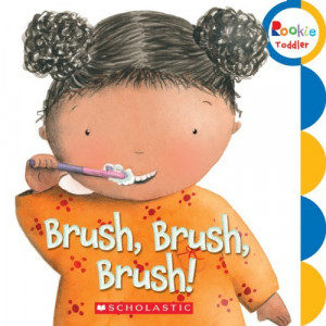 This cute sing-songy book makes brushing teeth fun! By Alicia Padron.