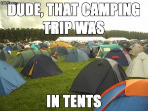Viewing Page 9/18 from Funny Pictures 1019 (Camping Trip Pun) Posted 4 ...