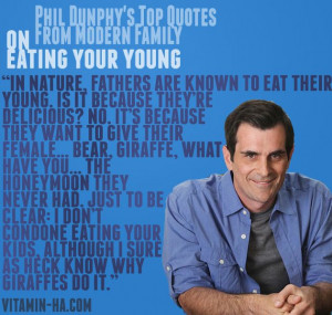 National Geographic Study: Phil Dunphy