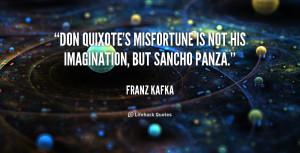 Don Quixote Sancho Panza Quotes