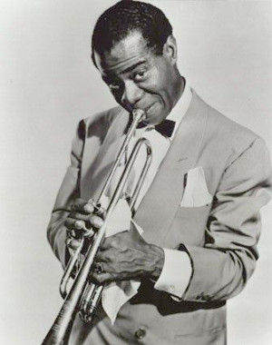 louis armstrong louis armstrong was an american jazz trumpeter and ...