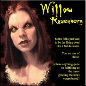 Willow Rosenberg hasn't earned any badges yet... have you?
