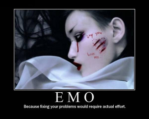 Funny Little Article About Emo