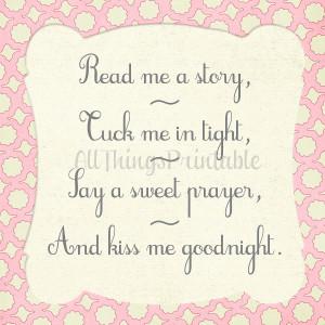 Baby Girl Poems Saying Poem