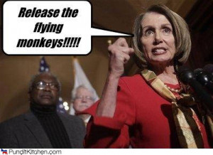 Angry over another fellow Democrat with a faulty zipper, Nancy Pelosi ...
