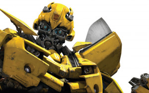 Bumblebee - Transformers wallpaper