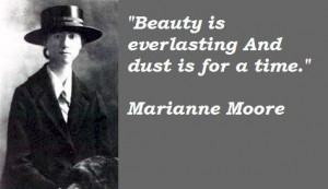 Marianne moore quotes 5