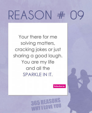 valentineindia:Reasons why I love you #9 : Your there for me solving ...