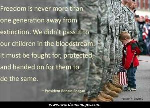 Ronald Reagan Inspirational Quotes