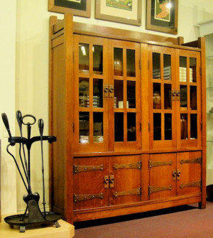 Stickley Furniture in the Arts and Crafts Movement. Stickley Book ...