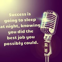 no sleep quotes photo: success microphone11.jpg