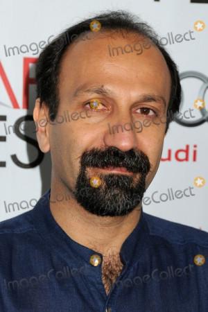 Asghar Farhadi Picture 10 November 2013 Hollywood California