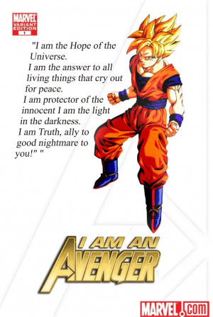 am the hope of the universe