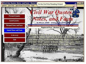 Using quotes, notes, and facts from the Civil War's military leaders ...