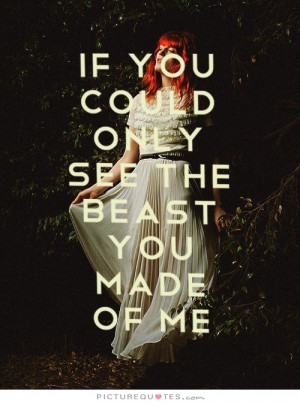 Florence And The Machine Quotes | Florence And The Machine Sayings ...