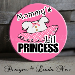 Soccer Princess Quotes Mommy's lil' princess, dress,