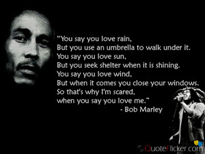 Bob Marley Quotes About Peace: What Talking Is Going On About Why You ...