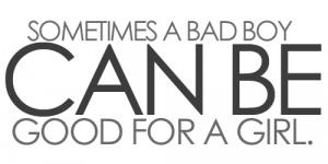 Bad Boy Good Girl Tumblr