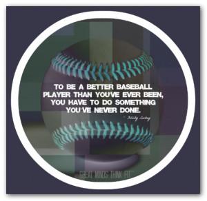 Baseball Success Quote #002