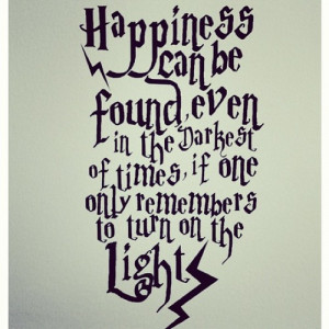 Harry Potter Quote Wall Decal - PeelAndStickDecals On Etsy
