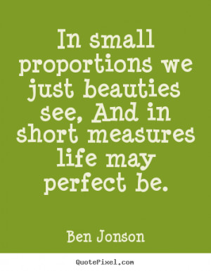 Small Changes Cute Life Quote