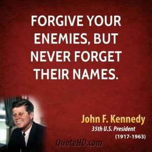 Wise and Famous Quotes of John F Kennedy