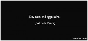 More Gabrielle Reece Quotes