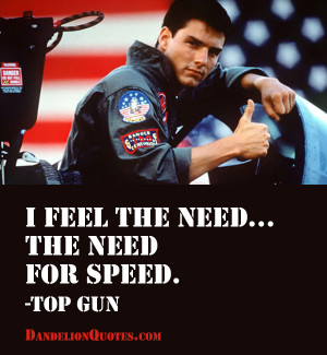 Famous Movie Quotes Top Gun