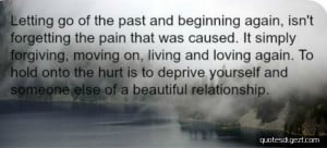 Letting Go Of The Past Quotes (30)