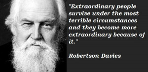 Robertson davies famous quotes 2