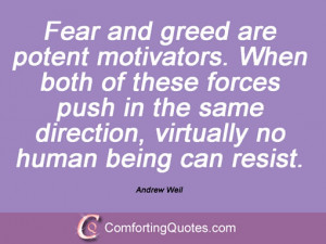 Greed Quotes and Sayings