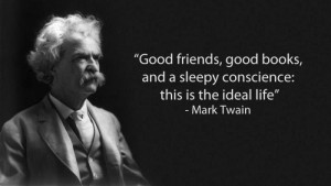 love Mark Twain quotes