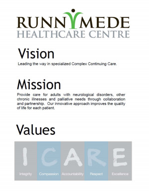 Purpose Vision and Mission Statements