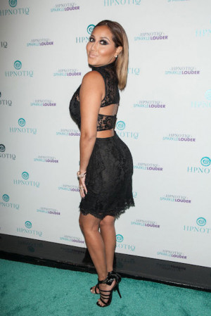 Adrienne Bailon Height...