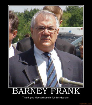 finally barney frank retires after 30 years of liberal grand standing ...