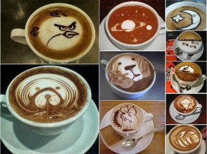 Funny coffee - Image
