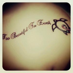 Miscarriage Tattoo Beautiful Tattoos
