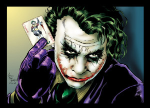 Imágenes del Guason (Joker) | Batman:The Dark Night